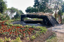Wzgórze Guia - obiekty wojskowe
