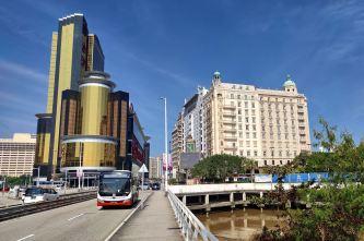 Okolica Macau Fisherman's Wharf