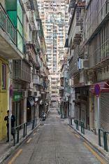 okolica ulicy Nova a Guia