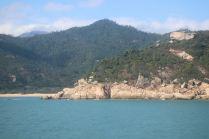 Wyspa Lantau - południowe wybrzeże
