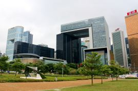 Central Government Complex of HKSAR