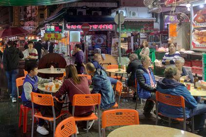 Temple Street - Night Market
