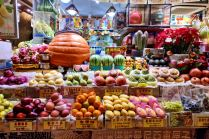 Hongkong - jedzenie