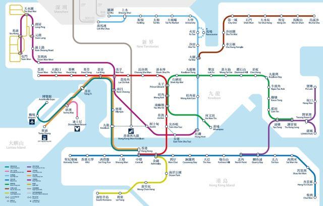 Hongkong - informacje praktyczne