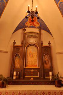 Baranów Sandomierski - wnętrza kaplicy