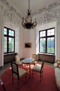 Baranów Sandomierski - wnętrza zamku