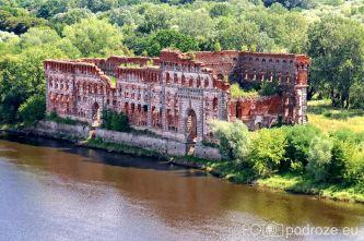 Ruiny Spichlerza w Modlinie