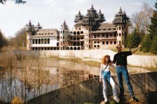 Zamek Łapalice - rok 2001