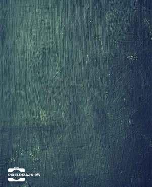 GREEN BLUE WALL