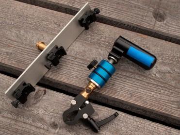 Dreier-Halter und Nanoclamp-Halter