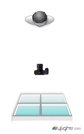 Fensterlicht liefert das einfachste Licht-Setup