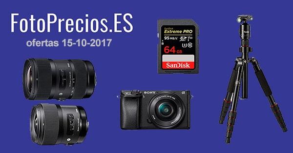 Ofertas fotográficas 15-10
