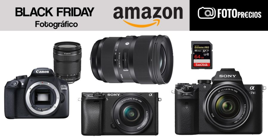 Black Friday fotográfico.