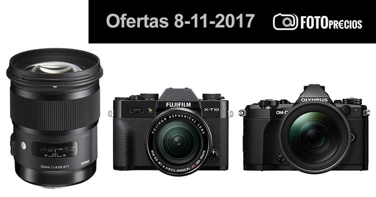 Ofertas fotográficas 11-8-2017