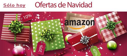 Ofertas de Navidad de Amazon.