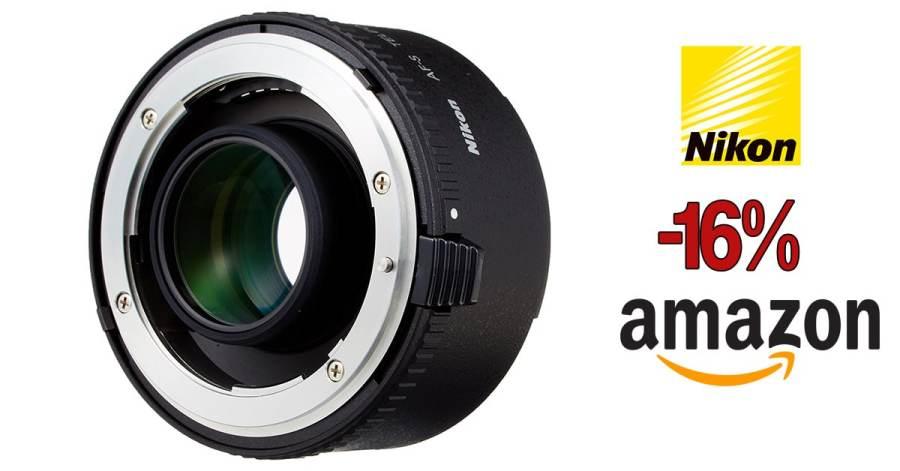 Nikon TC-17E en oferta.