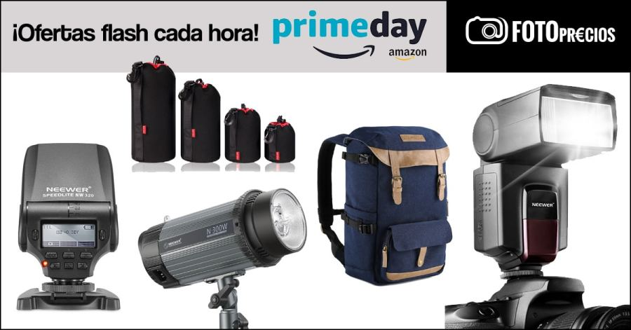 Ofertas flash Primeday.