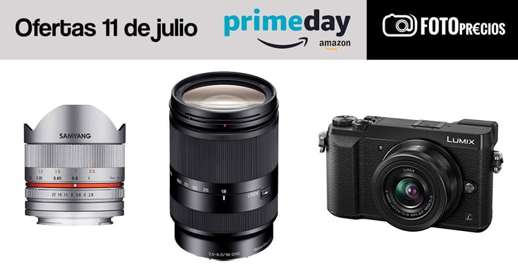 Foto-ofertas pre-prime day, 11 de julio.