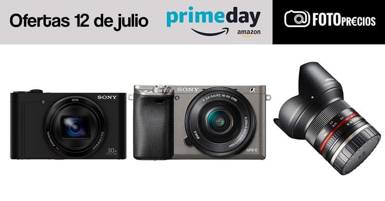 Foto-ofertas pre-prime day, 12 de julio.