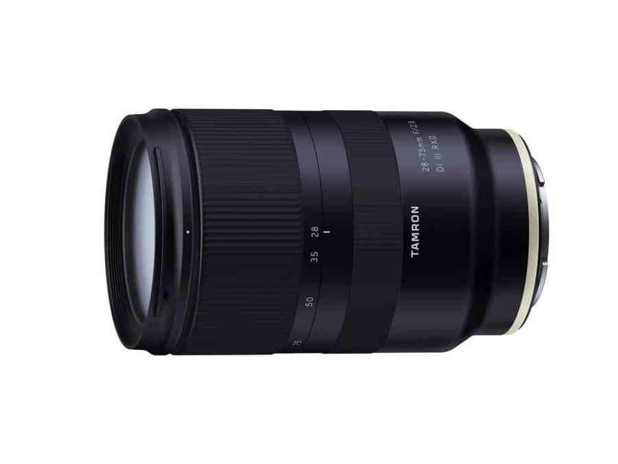 Tamron 28-75mm f/2.8 Sony E. precio mínimo.