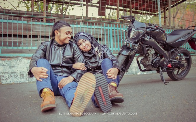 #Prewedding #PreweddingOutdoor #LUKIHERMANTO