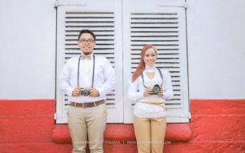 foto prewedding vintage casual simple lucu surabaya sidoarjo