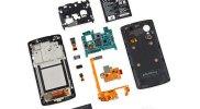 teléfono-desmontado-iFixit-Nexus-5