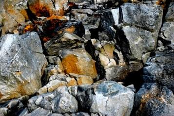 Felsaquarell / Rock watercolour