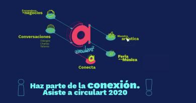 Arranca Circulart 2020