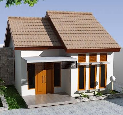 Gambar Rumah Type 36 Minimalis Modern