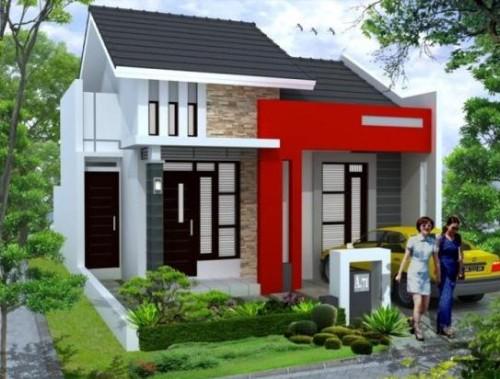 Desain Rumah Minimalis Modern 1 Lantai Yang Nyaman