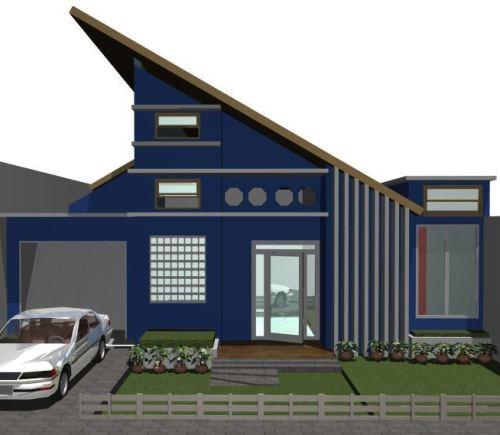 15 Desain Model Atap Rumah Minimalis Terindah 2019
