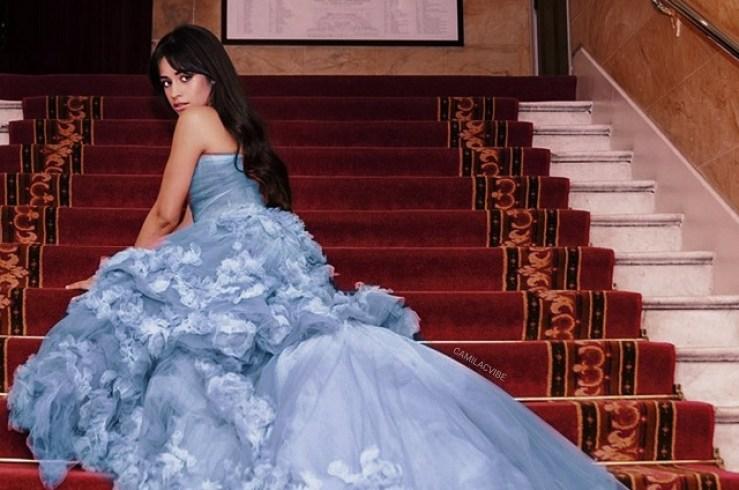 Camila Cabello interpretará a la Cenicienta en esta readaptación del clásico cuento.
