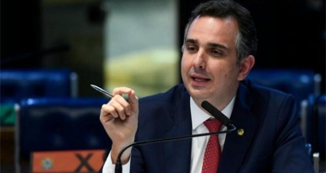 Rodrigo Pacheco - Foto: Marcos Oliveira/Agência Senado