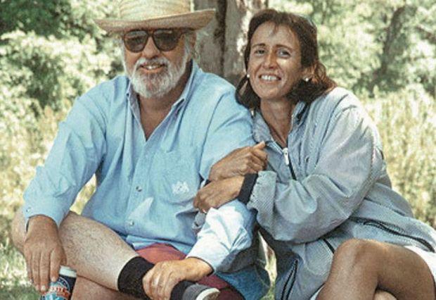 Maria Marta Garcia Belsunce y Carlos Carrascosa