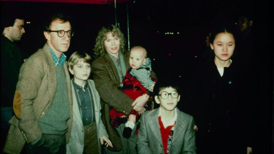 Exitoina | La relación de Woody Allen y Mia Farrow será tratada en una serie