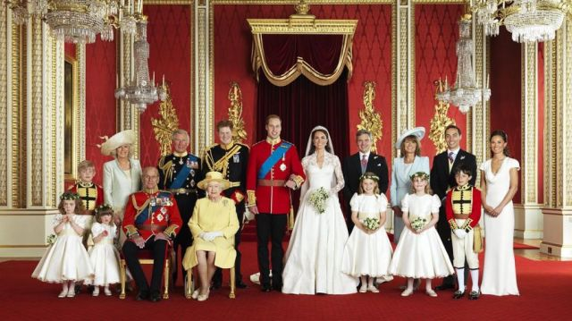 Guillermo y Kate Middleton 20210428