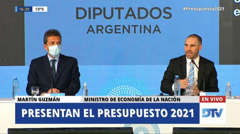 Insólito blooper de Martín Guzmán con el micrófono abierto: «Ahora empiezo a sarasear hasta que esté»