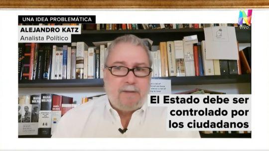 Columna Alejandro Katz