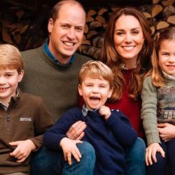 Prince William, Kate Middleton, George, Charlotte and Louis
