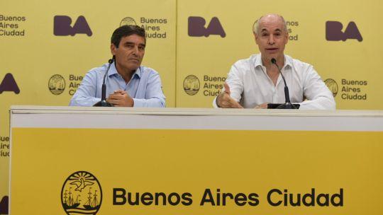 Acusan a Horacio Rodríguez Larreta y Fernán Quirós 20210223