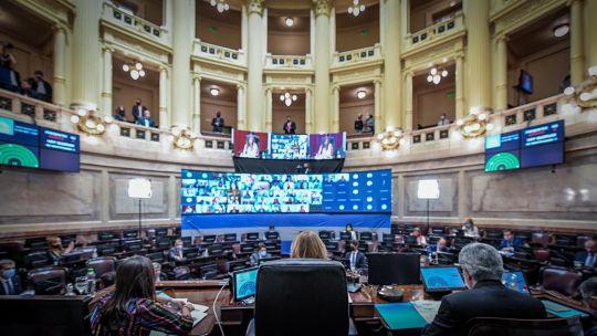 Sesion en el Senado 20210224