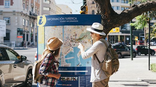 Turismo en pandemia
