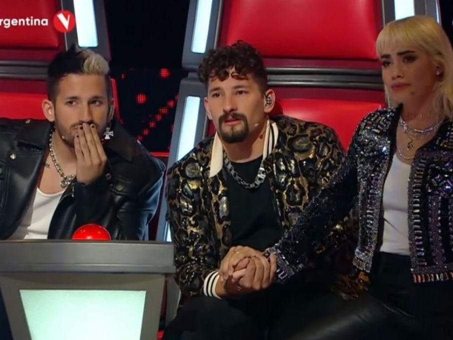 Caras | La Voz Argentina: Mau y Ricky Montaner revelaron el momento en el que Lali Espósito se enojó con ellos