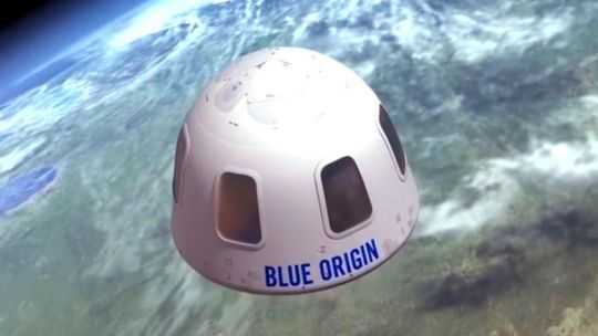 Cuenta regresiva: cómo será el viaje al espacio de Jeff Bezos
