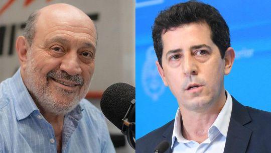 Alfredo Leuco y Wado De Pedro 20210912