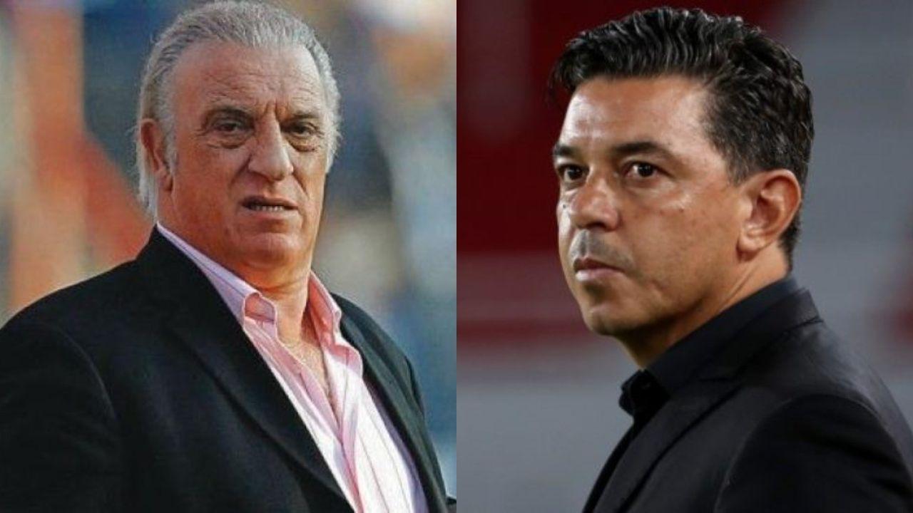 El consejo del Coco Basile para Gallardo: «No iría a Barcelona, es un equipito»