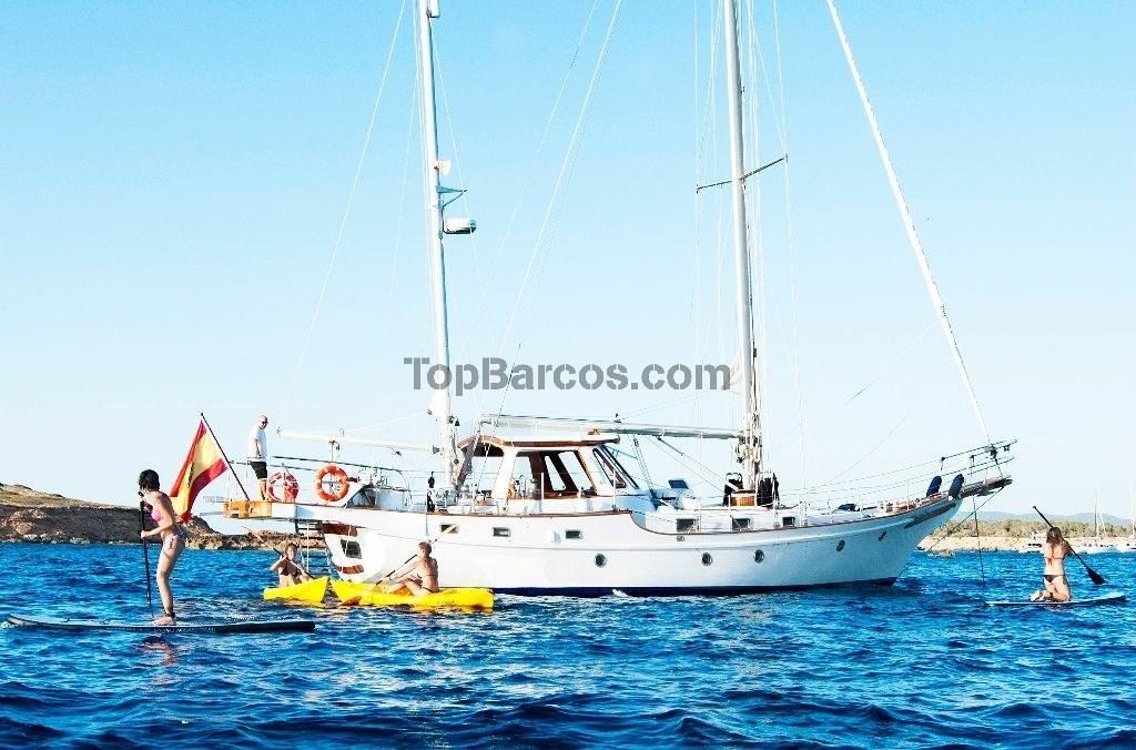 Noleggio Barca A Vela Bluewater Vagabond 52 In Ibiza