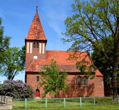 Ansicht der Kirchen