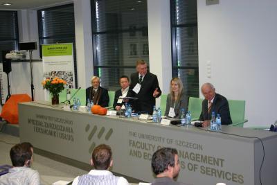Vorschaubild : Amt Gartz (Oder) auf Wirtschaftskonferenz